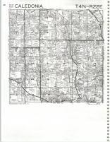 Map Image 027, Kenosha and Racine Counties 1986